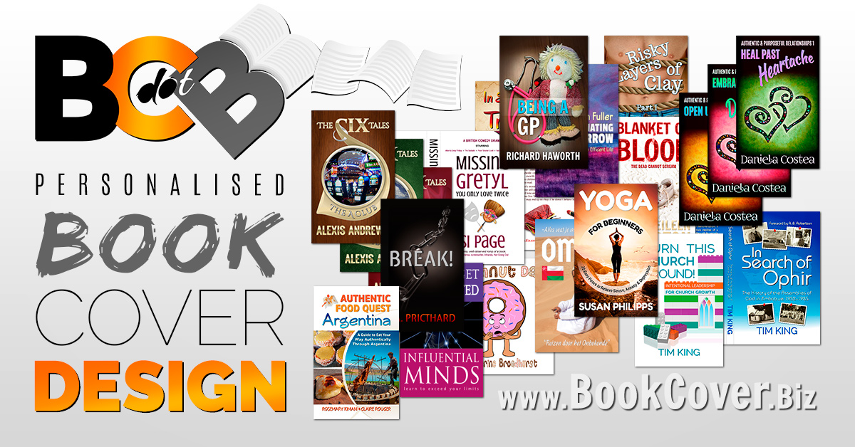 Design Your Book Cover ~ Personalised book cover design your deserves the