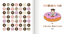 Typesetting for Doughnut Dan (Demo 01)