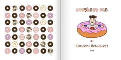 Typesetting for Doughnut Dan (Demo 01)
